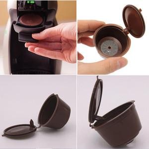 Cápsulas recargables de café Dolce Gusto Nescafe Cápsula reutilizable Dolce Gusto Recambio Dolce Gusto Cápsulas Filtro de café