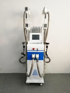 2020 Hot Slimming Machine Zeltiq Cryolipolysis Liposuccion 4 Poignée Gel Cryolipolysis Lipo Cryo cryothérapie Fat Machine de congélation