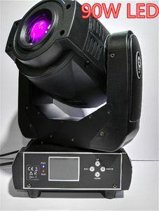 90 W Gobo LED Moving Head Light 3 Controller Prisma face DMX A 15/06 Canali par Palcoscenico Discoteca Nightclub Partito