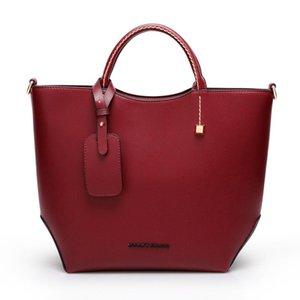 2018 Neue Marke Handtasche Frauen Große Eimer Umhängetasche Weibliche Hohe Qualität Künstliche Pu-leder Einkaufstasche Mode Top-Griff Tasche