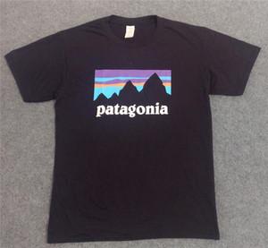 Siyah Beyaz Moda Yaz Erkekler T Shirt Yaz Pamuk Tees Kaykay Hip Hop Streetwear T Shirt