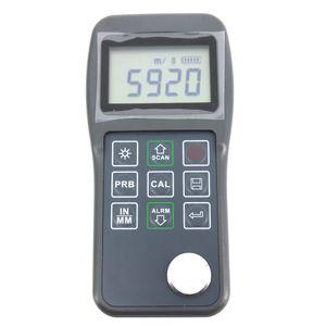 Misuratore di spessore / misuratore di ultrasuoni / tester MT150, 0,75 ~ 300mm, Misurare un'ampia gamma di materiali