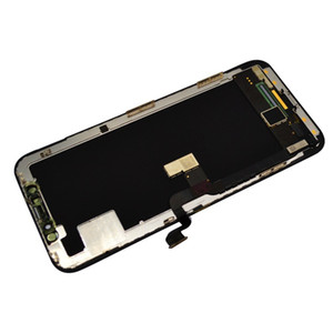 Best Quality Original Refurbished For iPhone X LCD Display Digitizer Touch Screen Assembly With Frame Lifetime Warranty No Dead Pixels