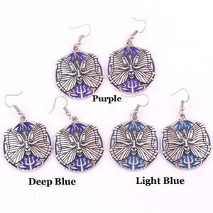 PSYCHE Déesse Pendentif Papillon SOUL Neptune Amulette Religion Boucle D'oreille Bijoux Cadeau Livraison Gratuite