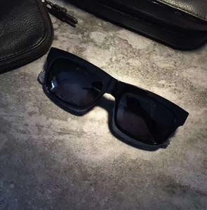 Hommes « Le Monstre » Noir lunettes de soleil polarisées Lunettes de soleil carrées Lunettes de soleil Mode / Gafa de sol neuf avec boite