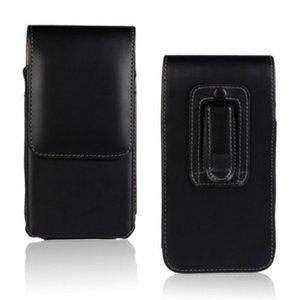 for Infinix Smart Universal Belt Clip PU Leather Waist Holder Flip Pouch Case for Infinix Smart
