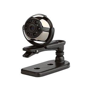 ET SQ9 Mini Cámara 1080P HD Video Recorder Cámara infrarroja de Detección de Movimiento Nocturna Cámara de Leva Digital 360 grados Rotación