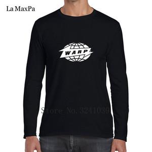 Personalidade Legal Melhor Tee Shirt Dos Homens Gravidade Warp Record Label Popular T-Shirt Dos Homens Luz Solar Grandes Tamanhos Gents T Camisas Venda Quente