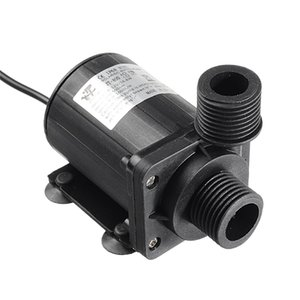 DC 12V 5.5M 1000L H Brushless Motor Submersible Water Pump