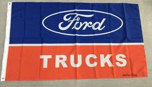ОГА гоночный автомобиль флаг команды,автомобиля Ford клубный баннер,90*150 см полиэстер флаг flagking бренд