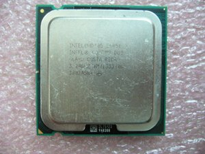 QTY 1 x CPU INTEL 2 Duo E6850 CPU 3.0 GHz 4 MB / 1333 Mhz LGA775 SLA9U