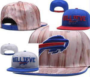2018 Fan'ın mağaza outlet sunhat şapkalar Snapback Buffalo Şapka Caps Ayarlanabilir Tüm Takım Beyzbol Topu snapbacks şapkalar