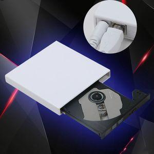 Lecteur optique externe DVD Combo CD-RW ROM Graveur pour PC, Mac, ordinateur portable, Netbook Support pour GHOST.XP.SE.ME.VISTA.WIN7