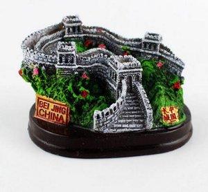 천국 베이징 크리 에이 티브 3D 마이크로 풍경 수 지 공예 중국 관광 기념품 특징 홈 Decortion 비즈니스 선물