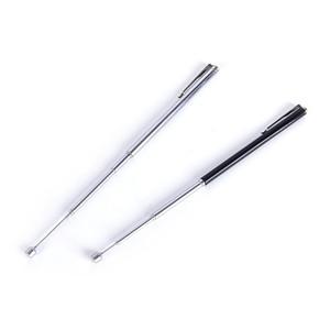 1 UNID Pointer Pen Instrument Section 6 Fuente de Enseñanza para Maestros de Kindergarten, Bolígrafo Mágico de Acero Inoxidable