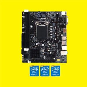 1155 Pin CPU Sıcak Satış CUP Arayüzü USB3.0 Bilgisayar Malzemeleri Masaüstü Bilgisayar Anakart Anakart Destek DDR3 H61 Değiştirin