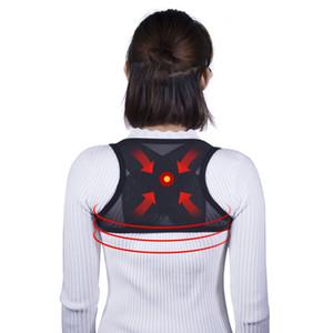 Humpback Prevenga Mujeres Mujeres Parte Superior de la Espalda Brace Cinturón de Soporte Postura Corrector Volver Hombro Envío Gratis