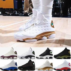 13 CP3 Баскетбол Мужчины Женщины Обувь 13s XIII Черный Орион Blue Sunstone Спортивные кроссовки Спортивная обувь 13's Trainers