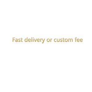 빠른 배송 또는 고객이 요구 한 맞춤형 요금이 필요합니다.