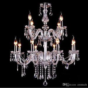 Noble Luxurious Export K9 Lampadario in cristallo trasparente luci lampadario in vetro globo luce opzionale Lampadari Lustres De Cristal opzionali