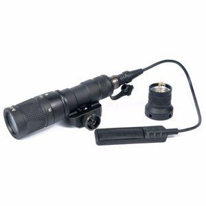 Torcia tattica M300V torcia tattica con torcia di uscita momentanea stroboscopio costante per 20 millimetri Picatinny Rail
