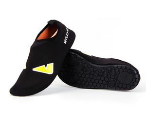 shoe Quick Dry Ragazzi Wading Occhi gialli Sport Esecuzione antiscivolo Piscina / Spiaggia di sabbia ragazze Sneakers spiaggia scarpe