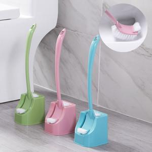 مجموعة فرشاة المرحاض عازمة حزمة الحمام مرحاض طويل عرقوب فرشاة المرحاض فرشاة عرقوب