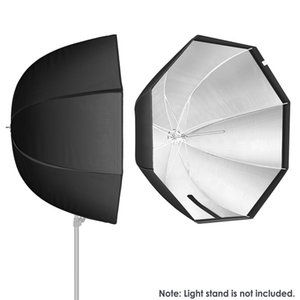 "Atacado 80 cm / 32 ""Octagon Umbrella Softbox Portátil Octagon Flash Speedlight Speedlite Umbrella Softbox para Estúdio foto"