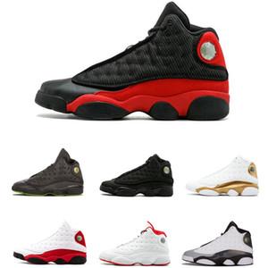 2019 Cheap News 13S mens designer de basquete sapatos de qualidade superior ao ar livre calçados esportivos para homens muitas cores EUA 8-13 Transporte Livre da gota