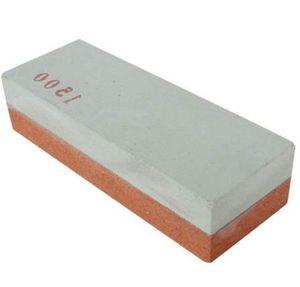 Afiador de facas de cozinha de dupla face Stone pocket whetstone pedras de afiar acessórios de cozinha