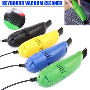 Новые портативные компьютерные очистители Компьютерная клавиатура Mini USB Vacuum Cleaner для ноутбука для ноутбука ПК для бесплатной доставки