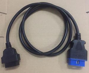 Prolunga 16 pin obd2 Prolunga 16 pin 1.2m OBDII OBD2 Prolunga 16Pin OBD 2 Auto connettore cavo diagnostico