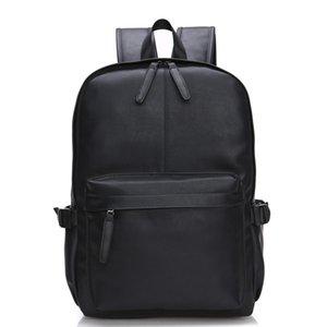Paket im Freien Business Student PU Vintage Schultasche Rucksack Rucksack Reise Computer Infeylay Rucksack Mode Casual Diqsd