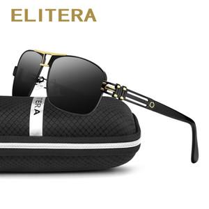 X907 ELITERA 2018 поляризованные солнцезащитные очки Мужчины/Женщины бренд дизайнер спорта на открытом воздухе солнцезащитные очки UV400 вождение рыбалка гольф Гафас-де-соль
