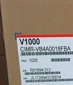 Новый и оригинальный инвертор CIMR-VB4A0018FBA