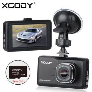 XGODY D2 3 inch Car DVR HD 1080P Car Camera Recorder 120 Degree 6G Lens Dashcam Dash Cam Dvrs with FREE 8GB TF Card