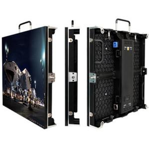 야외 풀 컬러 디스플레이 화면 P4 p4.81 P6 LED 디스플레이 대형 스크린은 거대한 주도