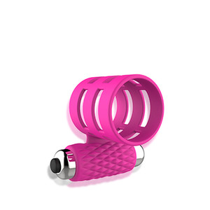 Vibrating Penis Ring Cock Ring Sleeves Clit Stimulator Sex Products for Men Penis Extender Men's Enlarger Sex Toys for Couples