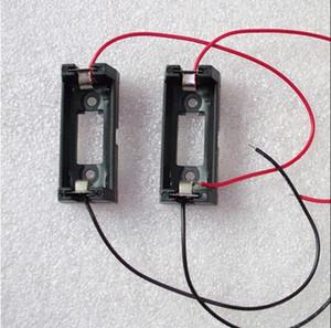Caja de batería CR123A Soporte de batería con 15CM
