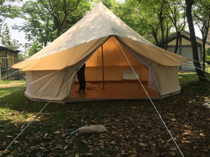 bell tent shelter
