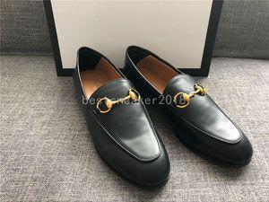 Beste Frauen-echtes Leder Art und Weise Loafers Pantoletten Schuhe Qualitäts-Mokassin Schuhe Trensen flache rote Schuhe Büro-Kleid-Schuh
