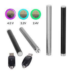 voltaje ajustable sin botones Mezcla 2 280mAh batería de precalentamiento 510 bolígrafos Vape sobre Vape cartucho Ce3 92A3 aotmizer baterías PK L10 LO Max