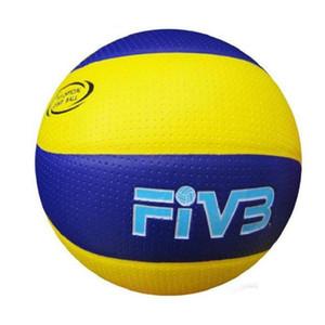 الجملة ميكاسا MVA200 لينة اللمس الكرة الطائرة الحجم 5 بو الجلود مباراة رسمية الكرة الطائرة للرجال النساء شحن مجاني