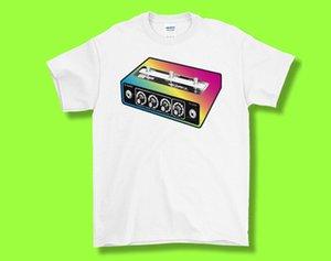 Tee shirt Effet Guitare Roland Beebaa Années 70, T-shirt Adulte S M L XL, Fuzzbox