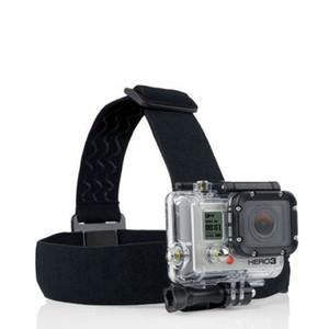 Accesorios para la cámara de acción Correa elástica ajustable para la cabeza con pegamento antideslizante simple para SJcam, xiaoymi yi Otra marca de cámara deportiva
