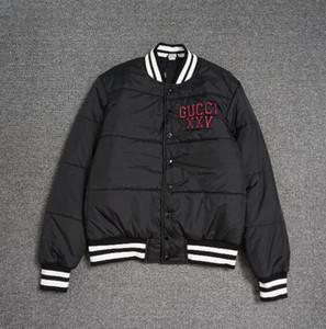 2018 automne hiver arrivée mens bombardier PIRATES veste lettre tuilée broderie veste ~ tops designer de haute qualité vestes pour hommes