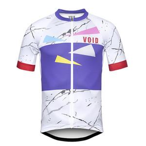 Ropa Ciclismo 2018 Erkekler VOID Bisiklet Jersey Bisiklet Yarış gömlek nefes Mtb Bisiklet Giyim Hızlı kuru Kısa Kollu üstleri M2802