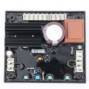 Reguladores de voltaje automáticos AVR R438 Regulación de voltaje +/- 0.5% en estado estacionario y velocidad constante para Leroy Somer