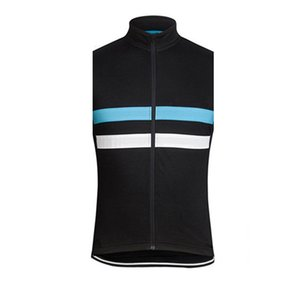 Maglia RAPHA Cycling Jersey senza maniche Gilet Nuovi sport invernali da uomo outdoor antivento traspirante abbigliamento da mountain bike U70234