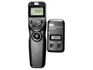 Toptan TW-283 E3 Kablosuz Zamanlayıcı Uzaktan Zamanlama Kontrolü Deklanşör Canon EOS 750D 650D 600D 550D 500D 450D 350D Pentax K5